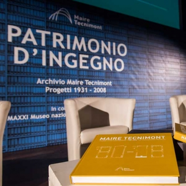 """Patrimonio d'ingegno - Intellectual heritage"": Maire Tecnimont presents its vast archive of projects that have marked the development of Italy"